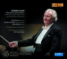 Elgar, Edward - Dream Of Gerontius
