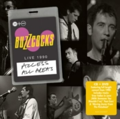 Buzzcocks - Access All Areas [import]