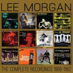 Lee Morgan - Complete Recordings 1956-1962 (6 Cd