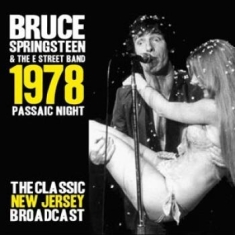 Springsteen Bruce - Passaic Night 1978 Live (3 Cd)