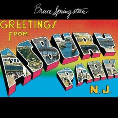 Springsteen Bruce - Greetings From Ashbury Park, N.J.