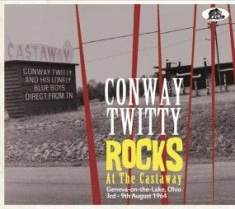 Twitty Conway - Rocks At The Castaway