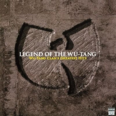 Wu-tang Clan - Legend Of The Wu-Tang (Greatest Hits)