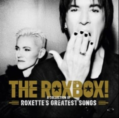 Roxette - The Roxbox - A Collection Of Roxette's Greatest Songs (4-CD)