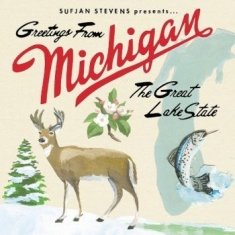 Sufjan Stevens - Michigan (2Lp)