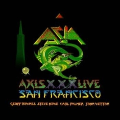Asia - Axis Xxx Live In San Francisco Mmxi