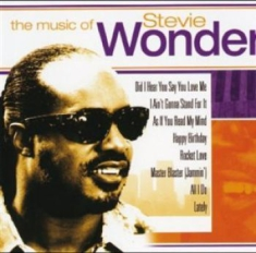 Stevie Wonder - The Music Of Stevie Wonder