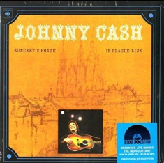 Cash Johnny - Koncert V Praze (In Prague- Live)