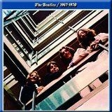 Beatles - Beatles Fridge Magnet - Blue Album