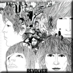 Beatles - Beatles Fridge Magnet - Revolver