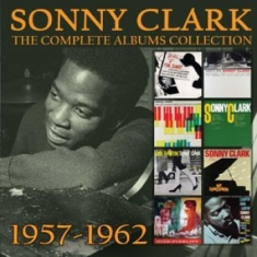 Sonny Clark - Complete Albums The 1957- 1962 4 Cd