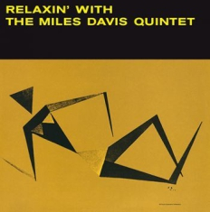 Miles Davis - Relaxin (Hq Virgin Vinyl)