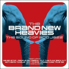 Brand New Heavies - The Sound Of Acid Jazz