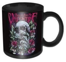 Bullet For My Valentine - BFMV SPENC Skull Red Eyes Boxed Mug