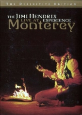 Hendrix Jimi - Live At Monterey - Deluxe Edition