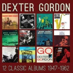 Dexter Gordon - 12 Classic Albums 1947-1962 (6 Cd)