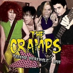 The Cramps - Teenage Werewolf...Live