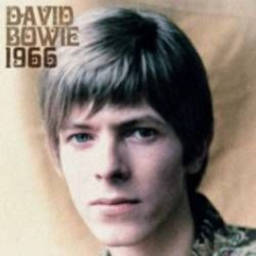 David Bowie - 1966 in the group Minishops / David Bowie at Bengans Skivbutik AB (1515022)