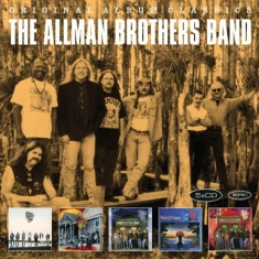 Allman Brothers Band The - Original Album Classics
