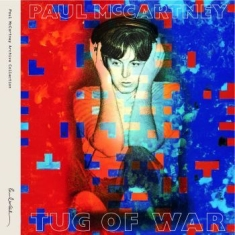 Paul McCartney - Tug Of War (Deluxe 3Cd+Dvd)