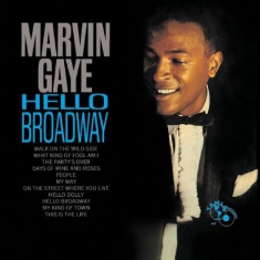 Gaye Marvin - Hello Broadway This Is Marvin (Viny