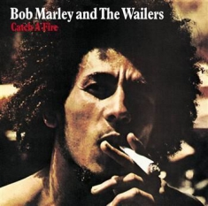 Marley Bob & The Wailers - Catch A Fire (Vinyl