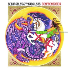 Marley Bob & The Wailers - Confrontation (Vinyl)