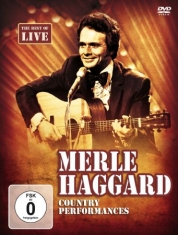 Haggard Merle - Country Performances