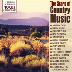 Blandade Artister - Stars Of Country Music
