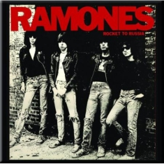 Ramones - Rocket russia fridge magnet