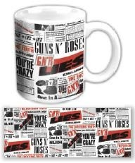 Guns N Roses - Guns N Roses Lies Ceramic Boxed Mug
