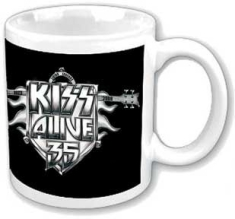 Kiss - Kiss Boxed Mug: Alive 35