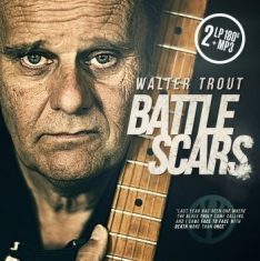 Walter Trout - Battle Scars (2Lp + Mp3)