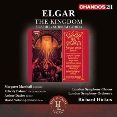 Elgar, Edward - The Kingdom, Op. 51