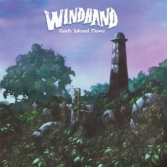 Windhand - Grief's Infernal Flower (Clear Viny