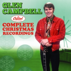 Glen Campbell - Complete Capitol Christmas Recordin