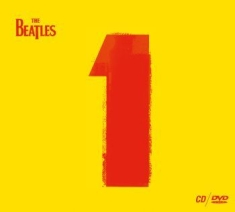 Beatles - 1 (Cd+Dvd Ltd Ed Gatefold Digisleev