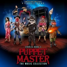 Band Richard - Puppet Master:Music Collection