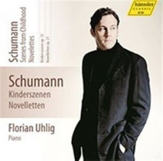 Schumann, Robert - Complete Works For Piano Solo, Vol.