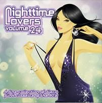 Various artists - Nighttime Lovers 24