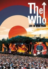 The Who - Live At Hyde Park (Dvd)