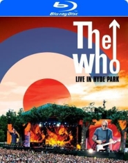 The Who - Live At Hyde Park (Br)
