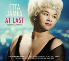 Etta James - At Last - The Collection