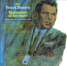 Sinatra Frank - September Of My Years (Vinyl)
