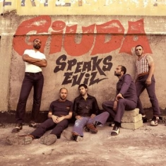 Giuda - Speaks Evil - Orange Vinyl