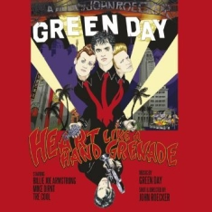 Green Day - Heart Like A Hand Grenade