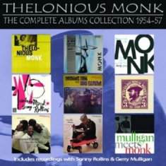 Thelonious Monk - Complete Albums Collection The 1954