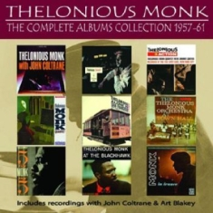 Thelonious Monk - Complete Albums Collection The 1957
