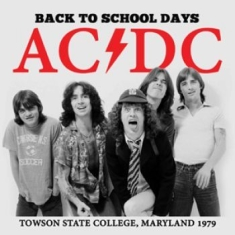 AC/DC - Back To School Days (Broadcast 1979
