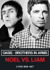 Oasis - Brothers In Arms (3 Dvd Documentary